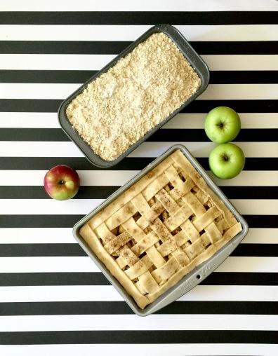 Apple Crumble Apple Pie